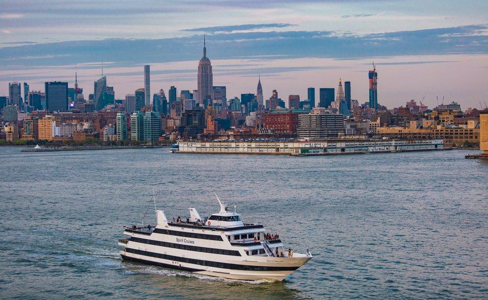 Spirit of New York: Chelsea Piers, Pier 61, New York, NY