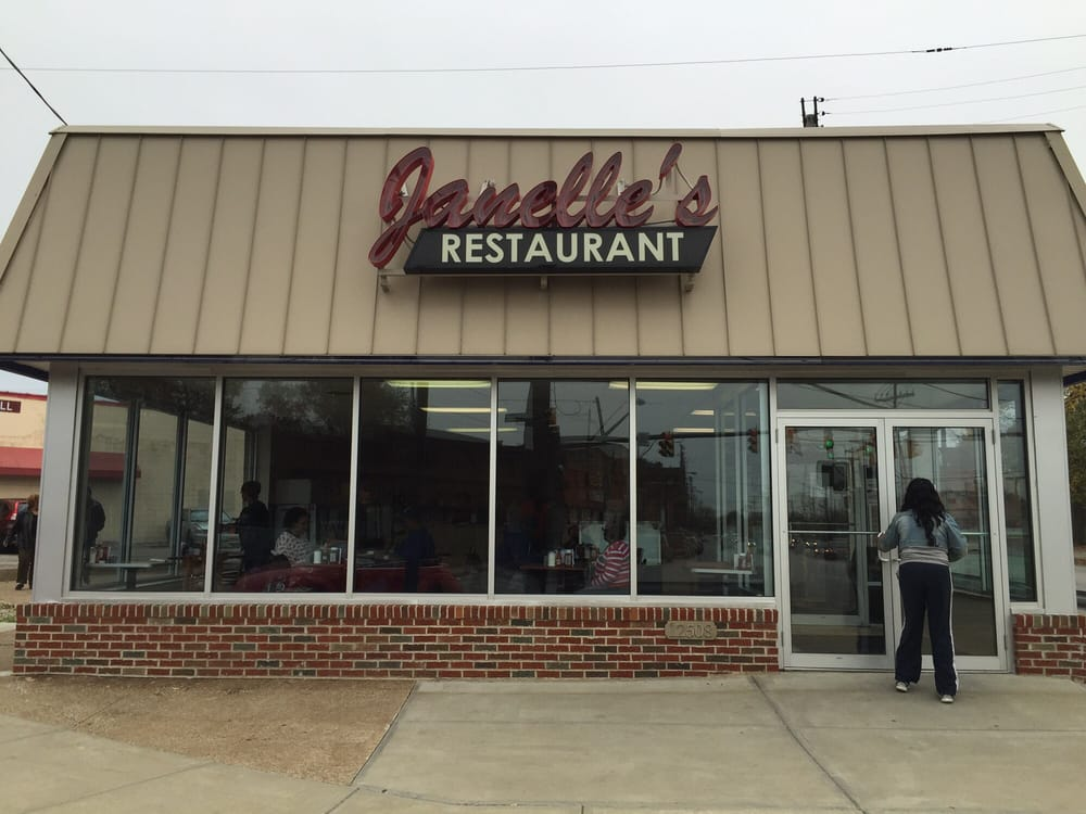 Janelle's Restaurant: 12508 St Clair Ave, Cleveland, OH