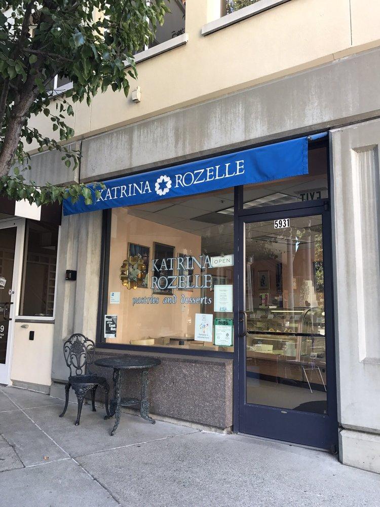 Katrina Rozelle Pastries & Desserts