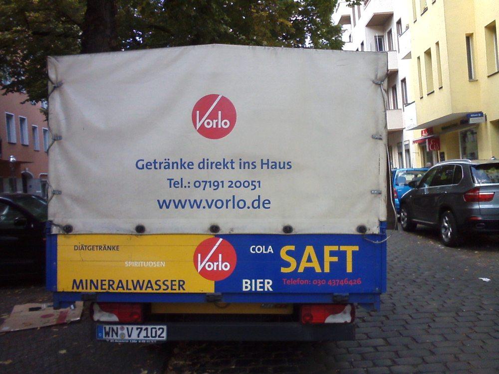 Vorlo-Getränke-Service - Indira-Gandhi-Str. 76, Hohenschönhausen ...