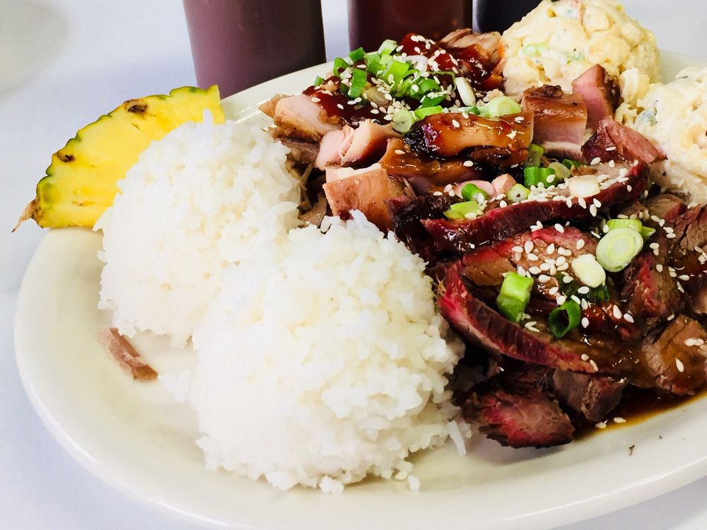 Lilo's Hawaiian BBQ: 400 East 2nd St, The Dalles, OR