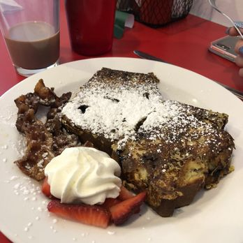 Photo of Rory's Diner - Parker, CO, United States. Blueberry and lemon  French