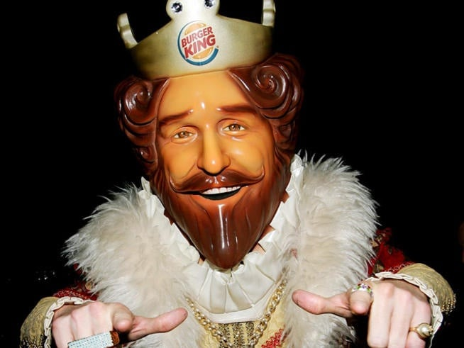 Burger King Home of the Whopper: Scranton Carbondale, Archbald, PA