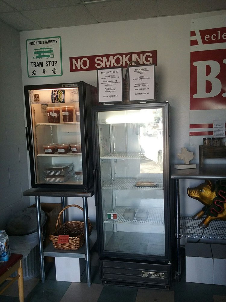 Big Fatty's Spanking Shack: 220 W Pkwy St, Denton, TX