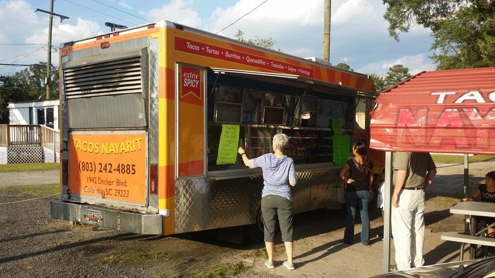 Tacos Nayarit Food Truck