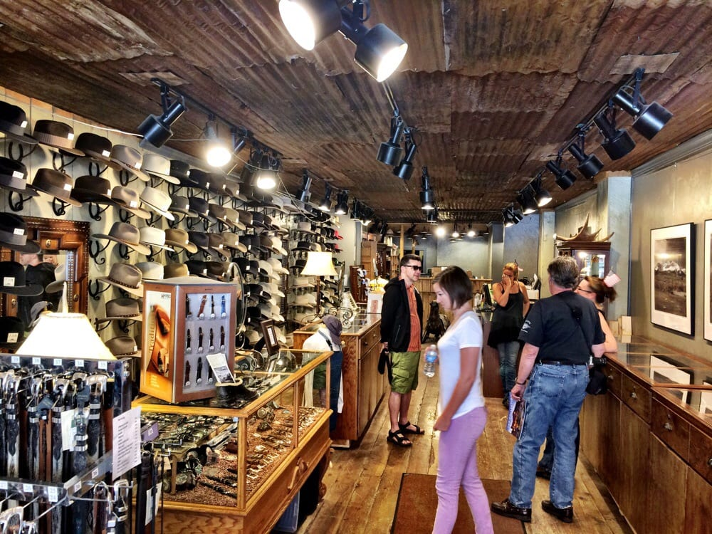 Black Bear Trading: 226 W Colorado Ave, Telluride, CO
