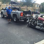 ... Photo Of Jupiter Motorcycle Transport And Storage   Jupiter, FL, United  States ...