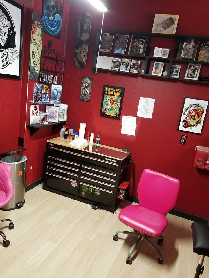 d4378f9c3 Photos for Texas Dermagraphics Tattoo Studio - Yelp