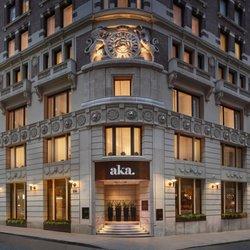 Photo Of Aka Wall Street New York Ny United States