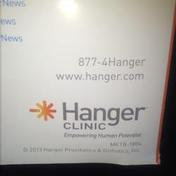 Hanger Clinic Orthotics 5050 Ne Hoyt St North Tabor Center