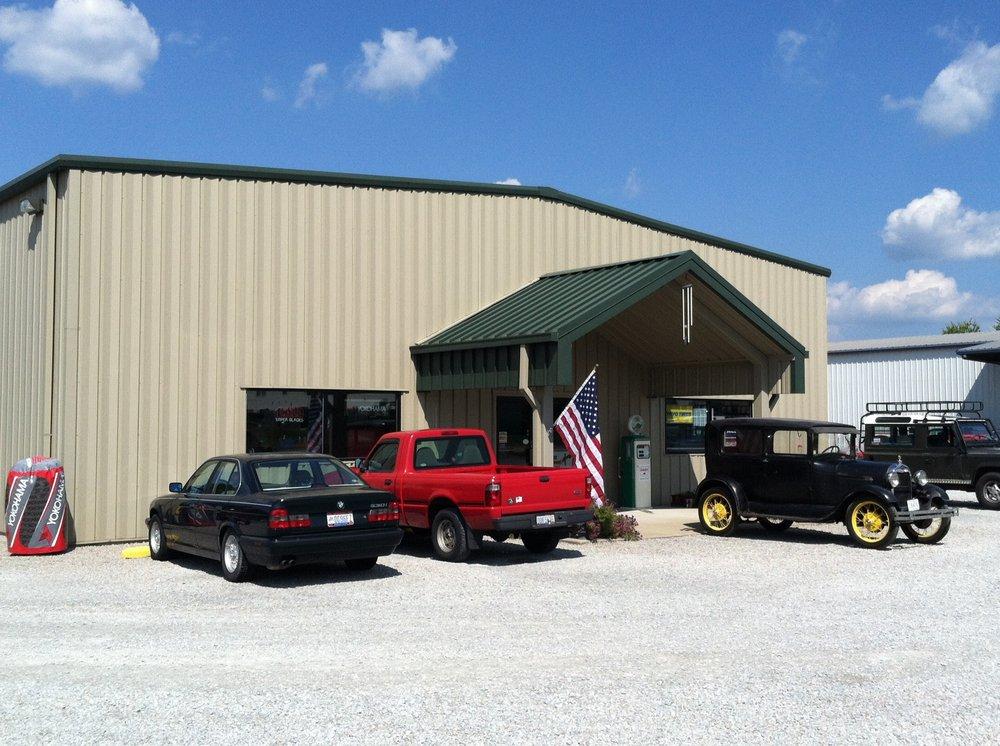 Tarvin Auto Service: 2306 Old State Rte 32, Batavia, OH