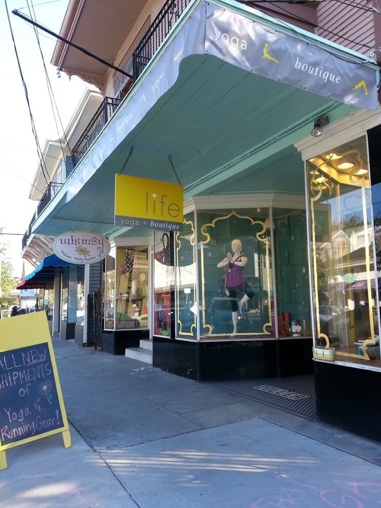 Life Boutique: 5422 Magazine St, New Orleans, LA