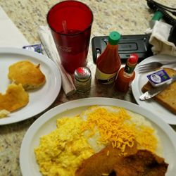 Photo Of Betty S Soulfood Restaurant Fort Lauderdale Fl United States Breakfast