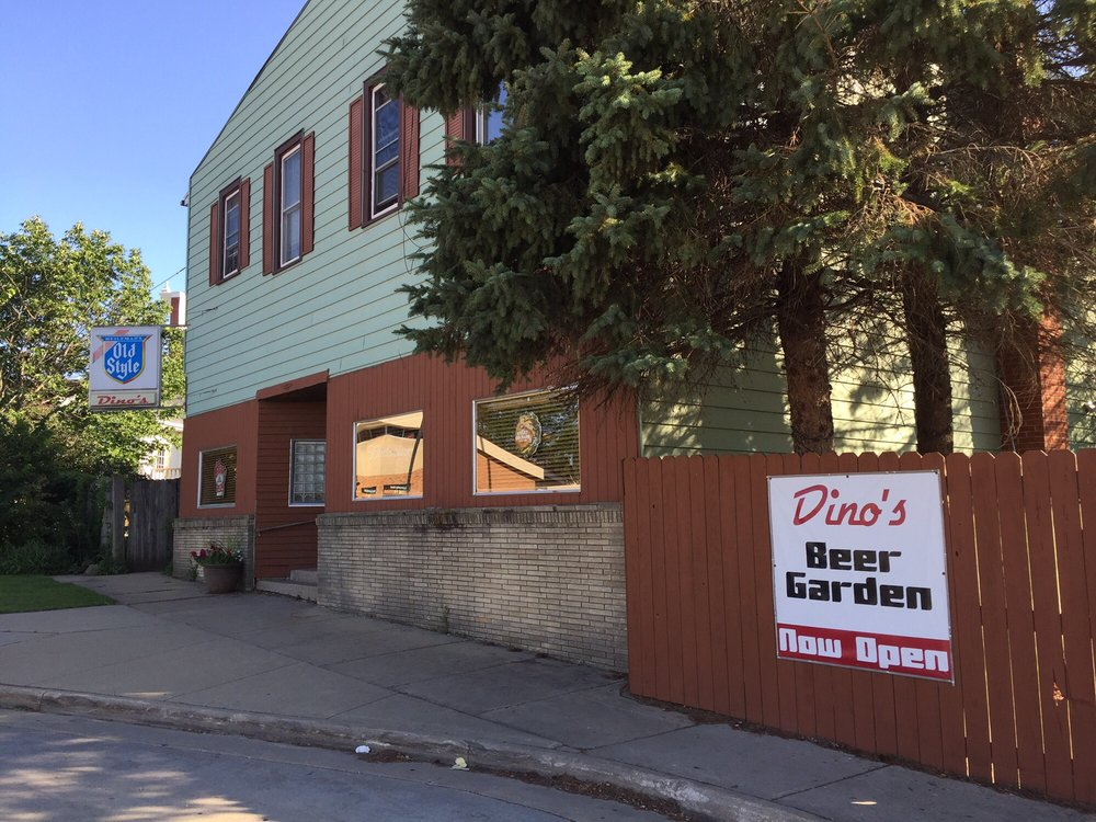 Dino's: 110 Diagonal St, Dodgeville, WI
