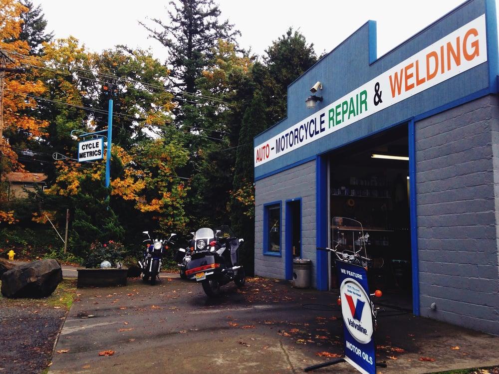 Cycle Metrics: 10410 NW Thompson Rd, Portland, OR