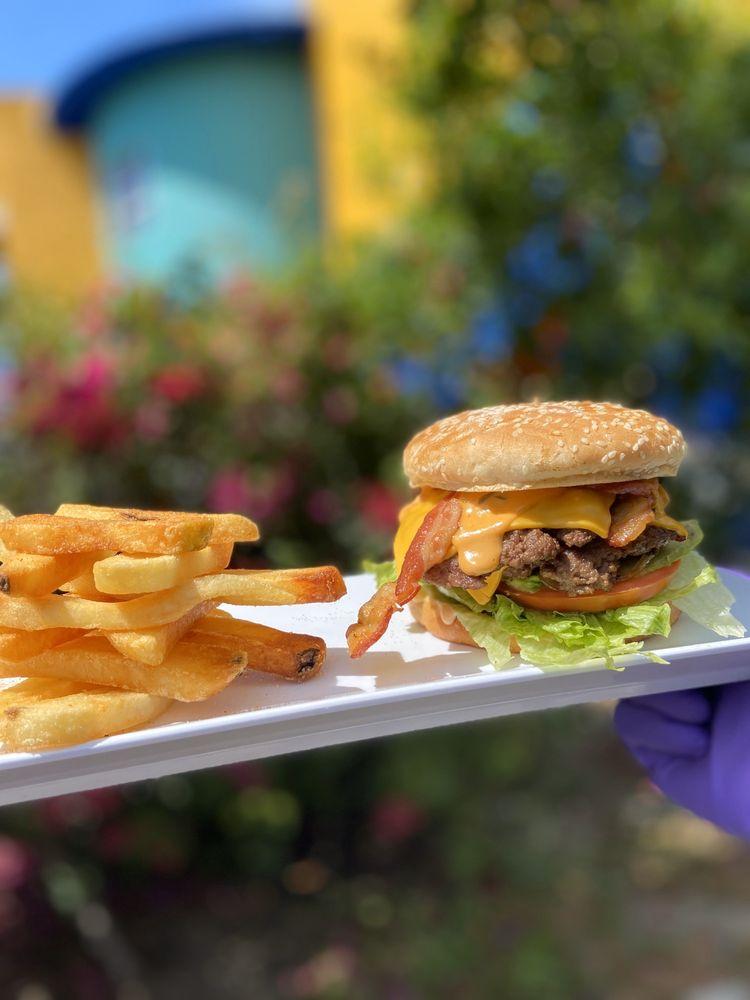 Burger Plaza Grill