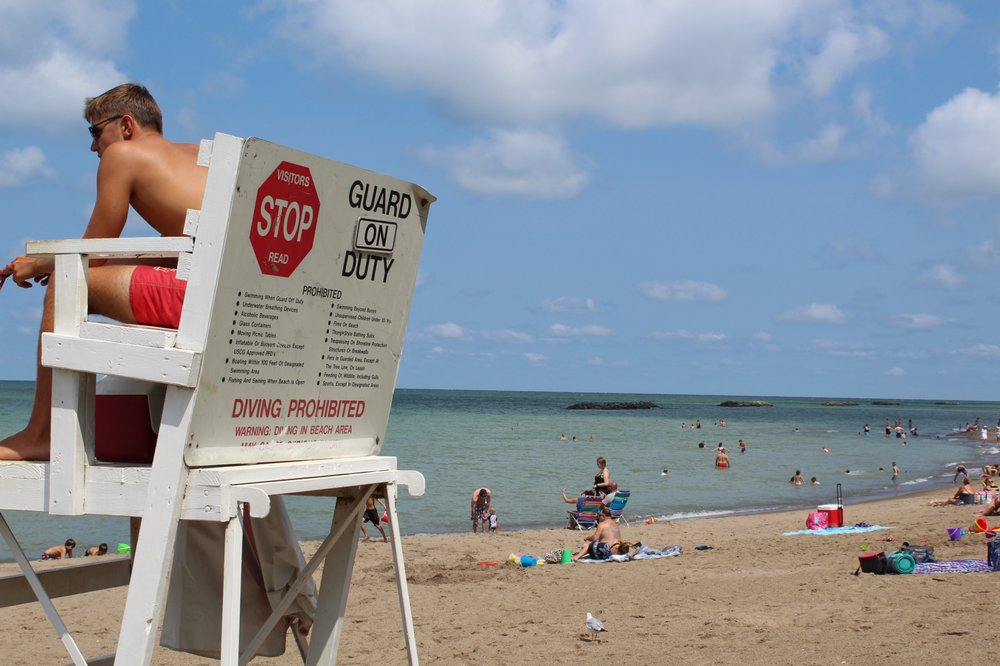 Social Spots from Presque Isle State Park