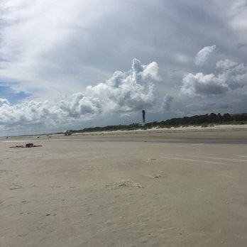 Photo Of Sullivan S Island Beach Sc United States