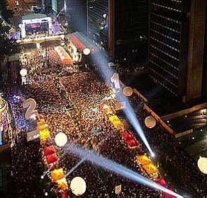 Reveillon da Avenida Paulista