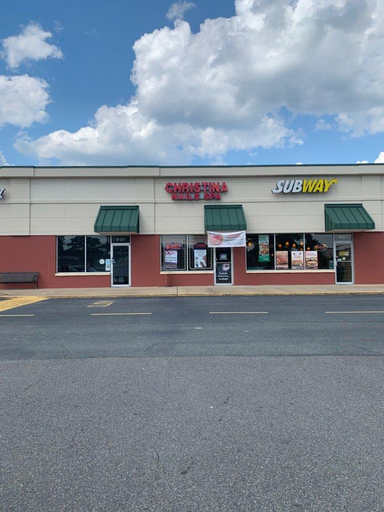 Christina Nails Spa: 9129 Staples Mill Rd, Henrico, VA