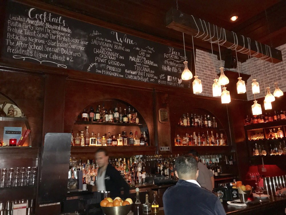 Lost Property Bar: 1704 N Vine St, Hollywood, CA