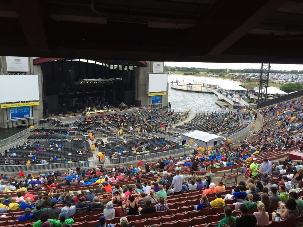 Photo Of Jones Beach Theater Wantagh Ny United States Vip Suite 16
