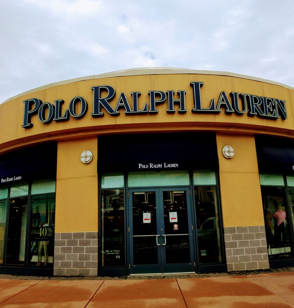 Polo Ralph Lauren Factory Outlet Store