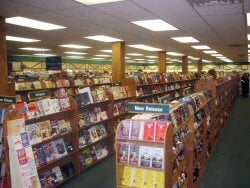 Book World: 907 S 8th St, Manitowoc, WI