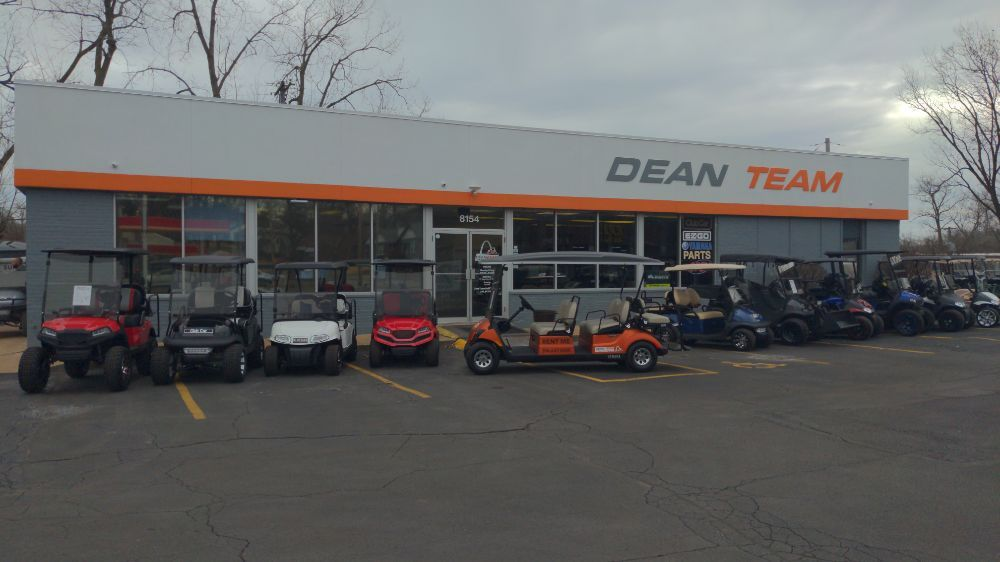 Dean Team Golf Carts: 8154 Manchester Rd, St. Louis, MO