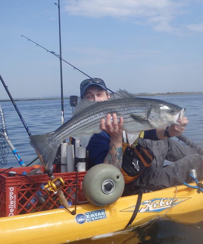 2015 striped bass daimon yelp for Elias v fishing
