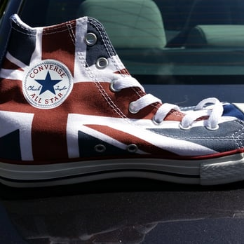 converse shoes outlet california