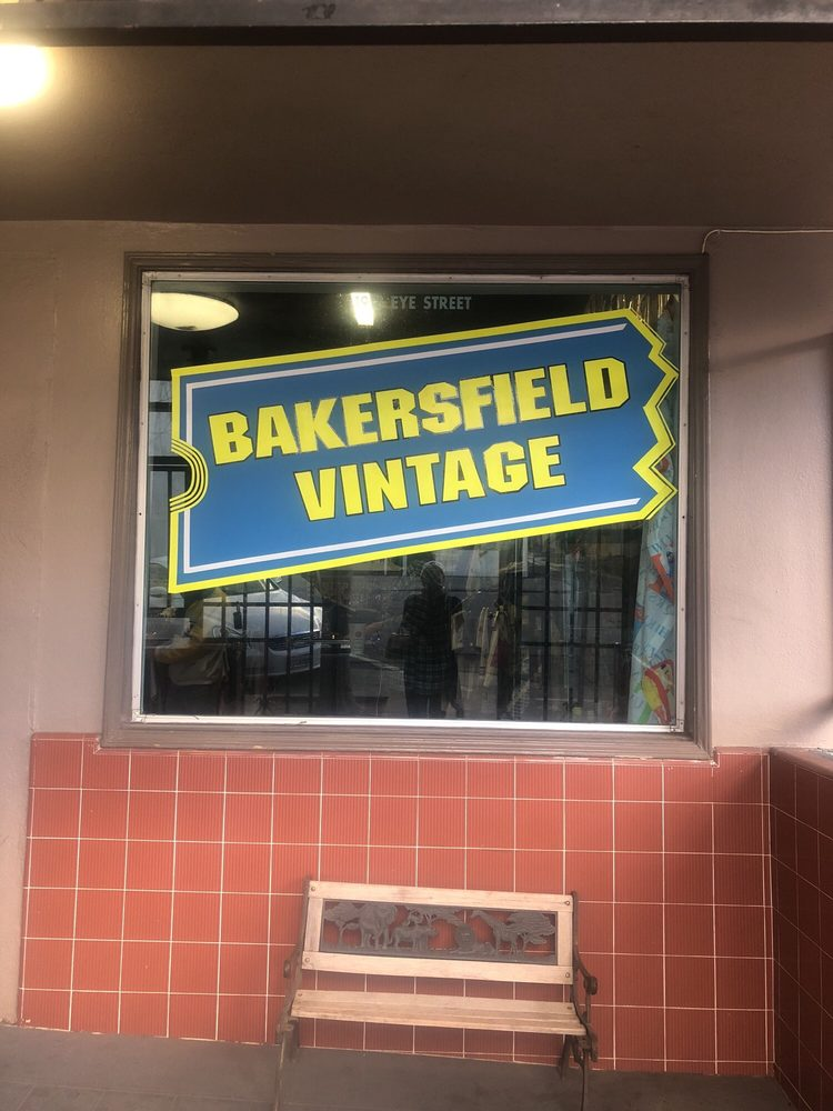 bakersfield vintage