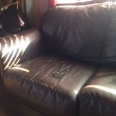 Photo Of Nex Home Gallery   Honolulu, HI, United States. Peeling On Sofa