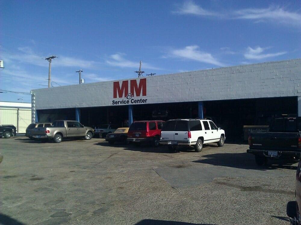M & M Tire & Service Center