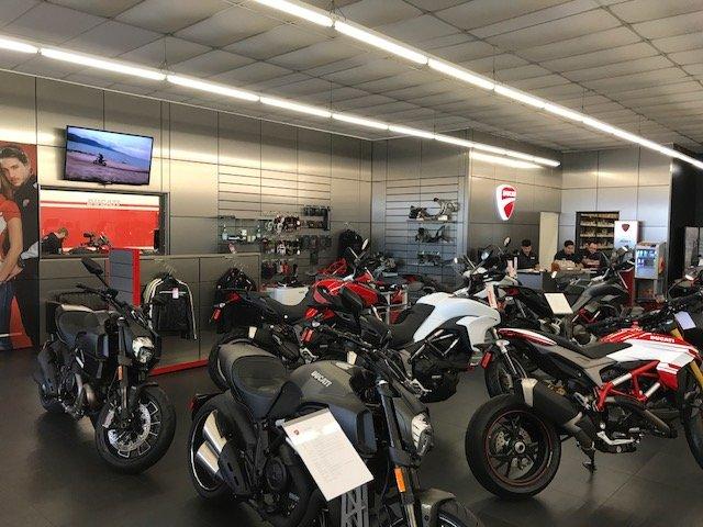 Ducati Austin