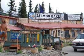 Photo of Denali Park Salmon Bake Cabins: Denali National Park, AK