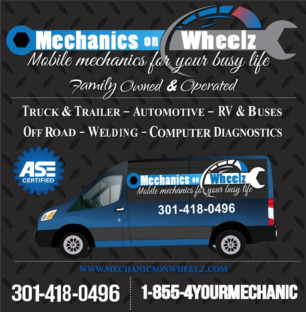 Mechanics on Wheelz: Ijamsville, MD