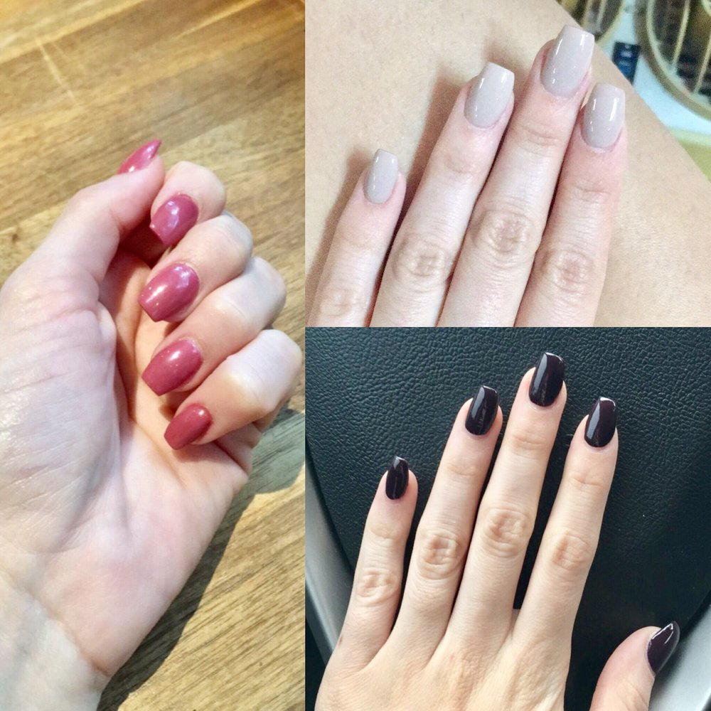 Full set and fill ins. Very happy! - Yelp