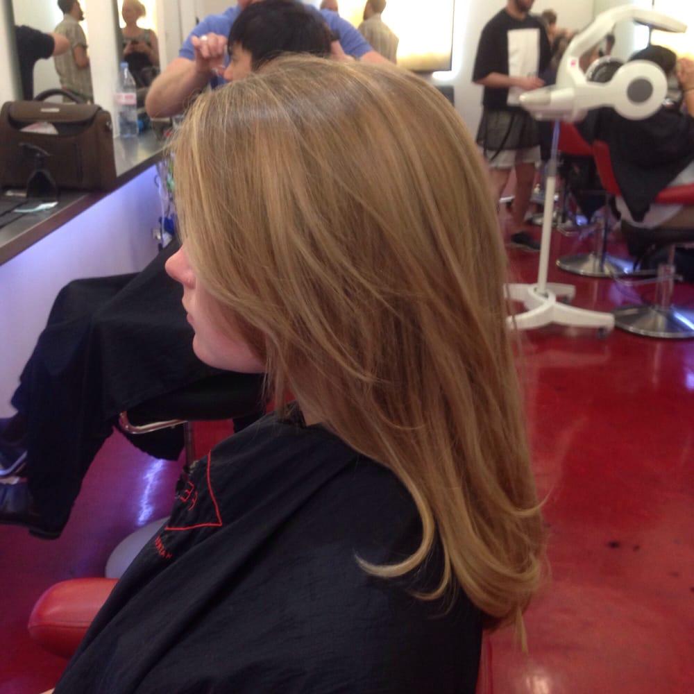 b77e8b66643 Feel Hairdressers: 49 Berwick Street, London, XGL