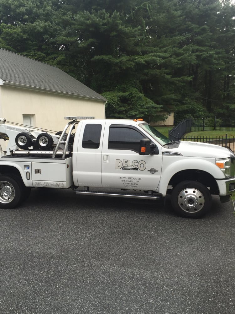 Towing business in Logan, NJ