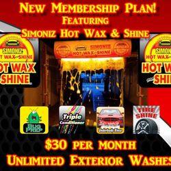 Athens car wash express lube center 15 foto e 14 for Car detailing athens ga