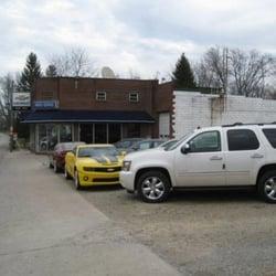 Dave Kehl Chevrolet Car Dealers 38 E Sandusky St
