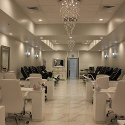 OV Posh Nail Spa - 68 Photos & 61 Reviews - Nail Salons - 9630 N ...