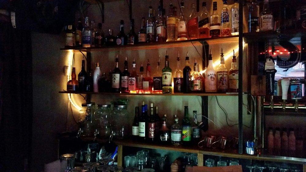 Cottage Street Pub: 21 A Cottage St, Bar Harbor, ME