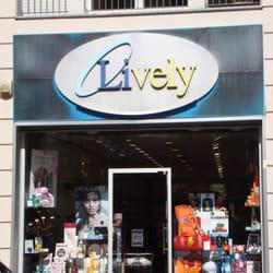 a4a1bd8fc3 Lively - Cosmetics & Beauty Supply - Corso Garibaldi 2/a, Moscova ...