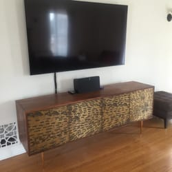 Photo Of Organic Modernism   Santa Monica, CA, United States. Credenza We  Bought