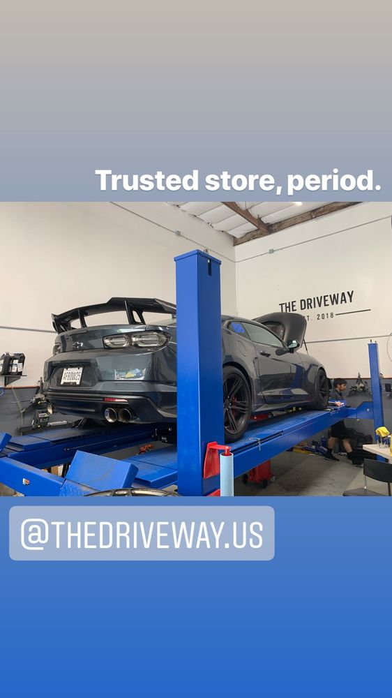 The Driveway - 88 Photos & 67 Reviews - Auto Repair - 1691