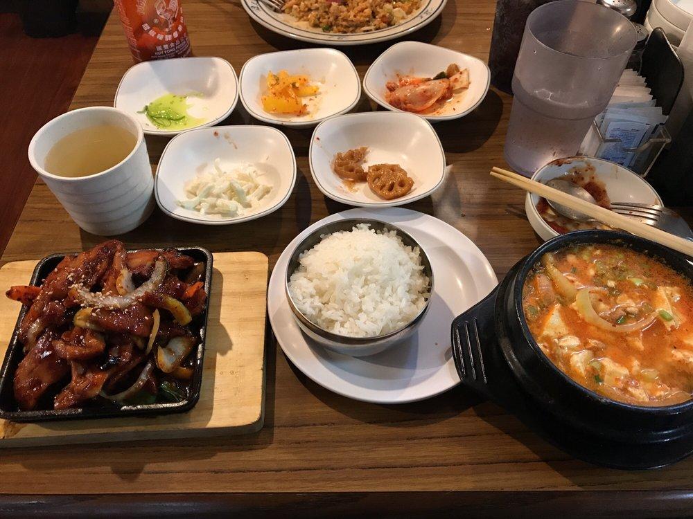 Miga Asian Cuisine Restaurant: 44618 State Rt 20, Concrete, WA