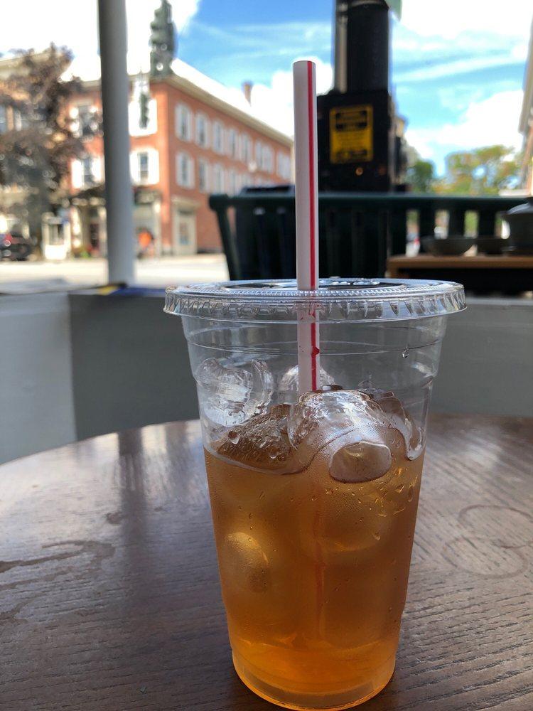 Loka Leaf Tea Lounge: 76 Albany St, Cazenovia, NY