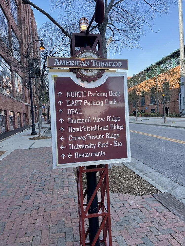 American Tobacco Campus: 318 Blackwell St, Durham, NC